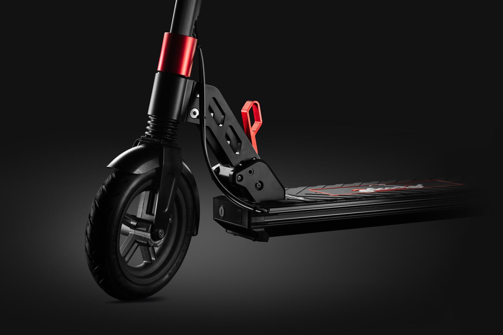 Recent job escooter