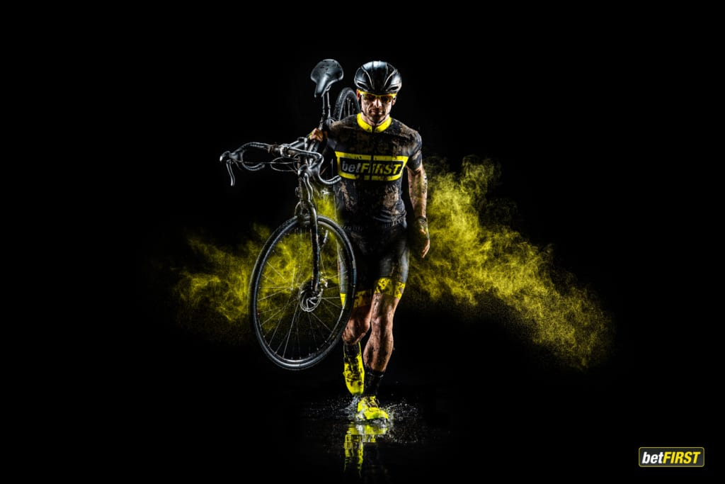 betFIRST cyclocross Chris