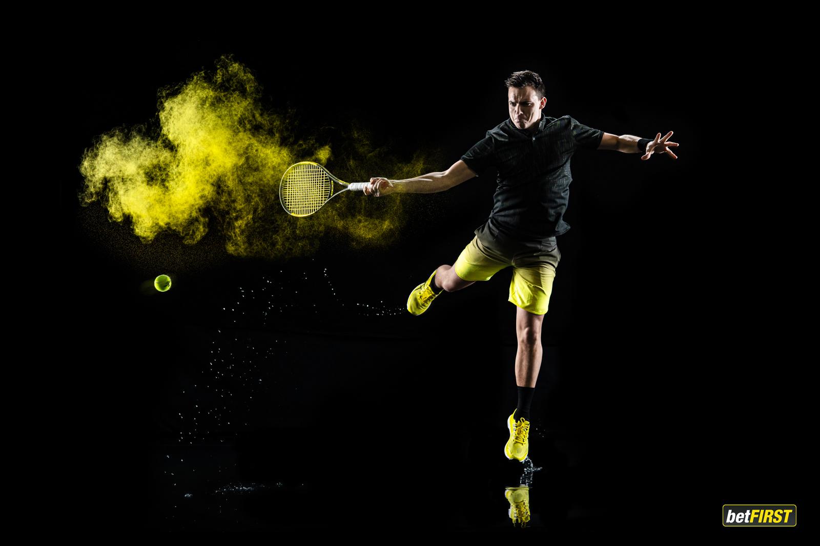 betFIRST Tennisman